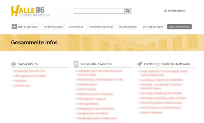 Service und Infos